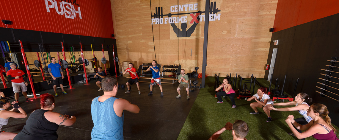 gym-pro-forme
