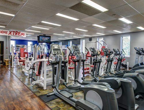Gym 12